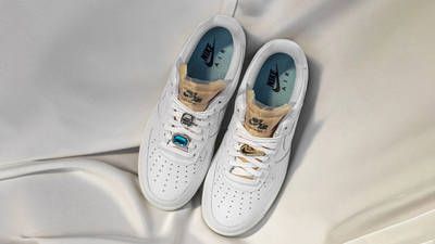 Nike Air Force 1 07 LX White Onyx Lifestyle Middle