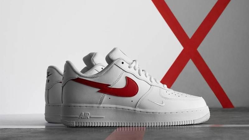 Nike Air Force 1 LV8 Euro Tour White