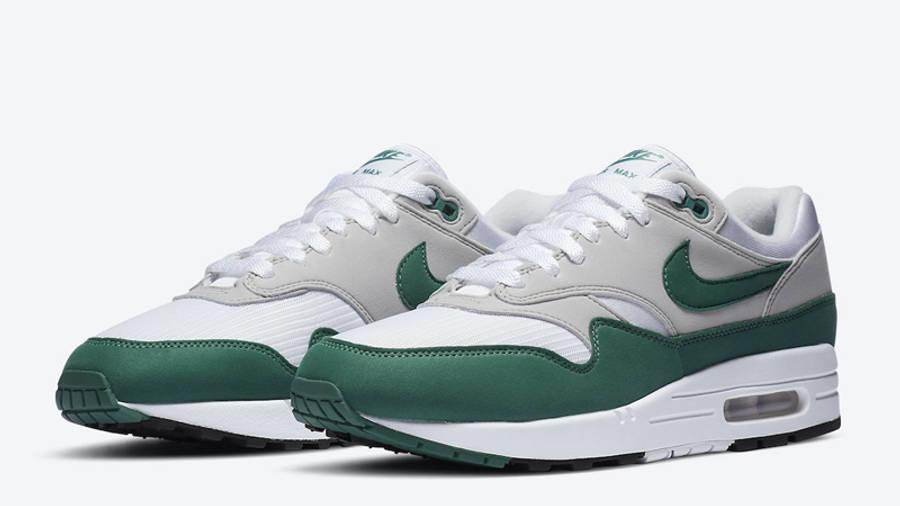 Nike Air Max 1 Anniversary Hunter Green Front