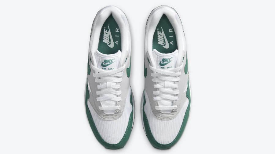 Nike Air Max 1 Anniversary Hunter Green Middle