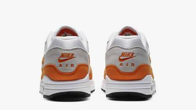 Nike Air Max 1 Anniversary Magma Orange back