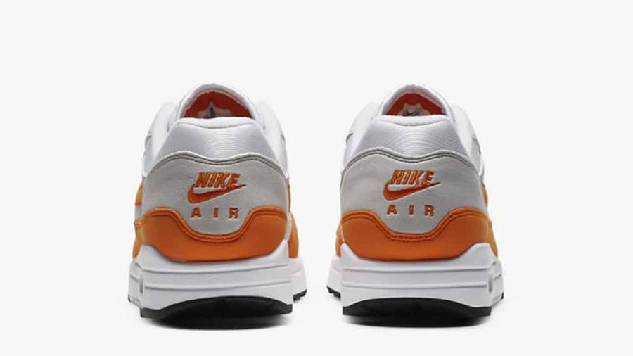 Nike Air Max 1 Anniversary Magma Orange | Where To Buy | DC1454 ...