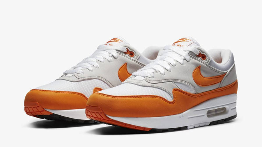 Nike Air Max 1 Anniversary Magma Orange front