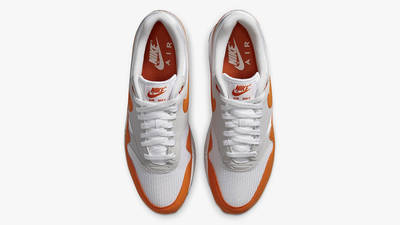 Nike Air Max 1 Anniversary Magma Orange middle