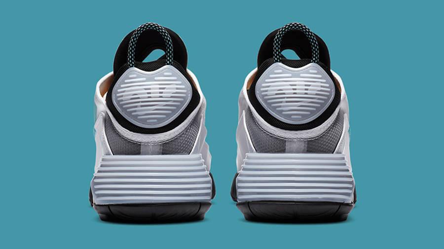 Nike Air Max 2090 Bleached Aqua White CT1091-100 back