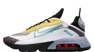 Nike Air Max 2090 Bleached Aqua White CT1091-100