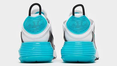 Nike Air Max 2090 White Blue back