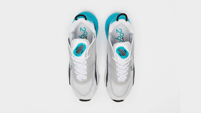 Nike Air Max 2090 White Blue middle