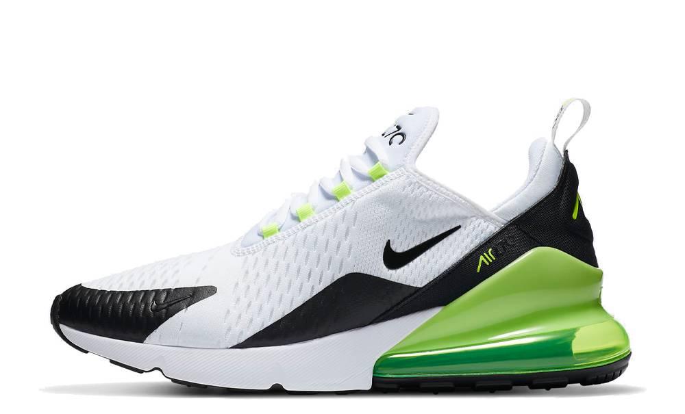 Nike Air Max 270 White Volt   Where To