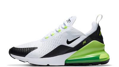 Nike Air Max 270 White Black Volt
