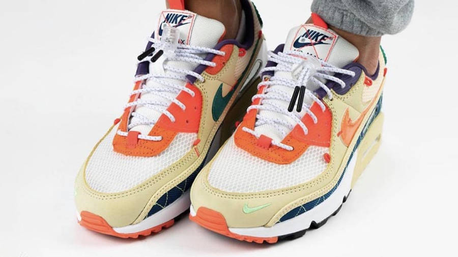 Nike Air Max 90 Trail Multi | Where To Buy | CZ9078-784 | The Sole ...