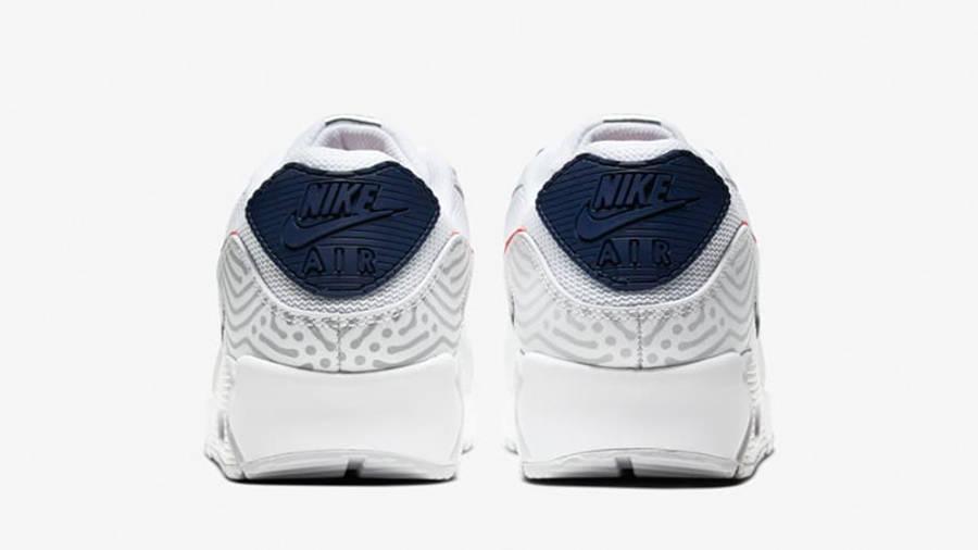 Nike Air Max 90 Euro Tour | Where To Buy | CW7574-100 | The Sole ...