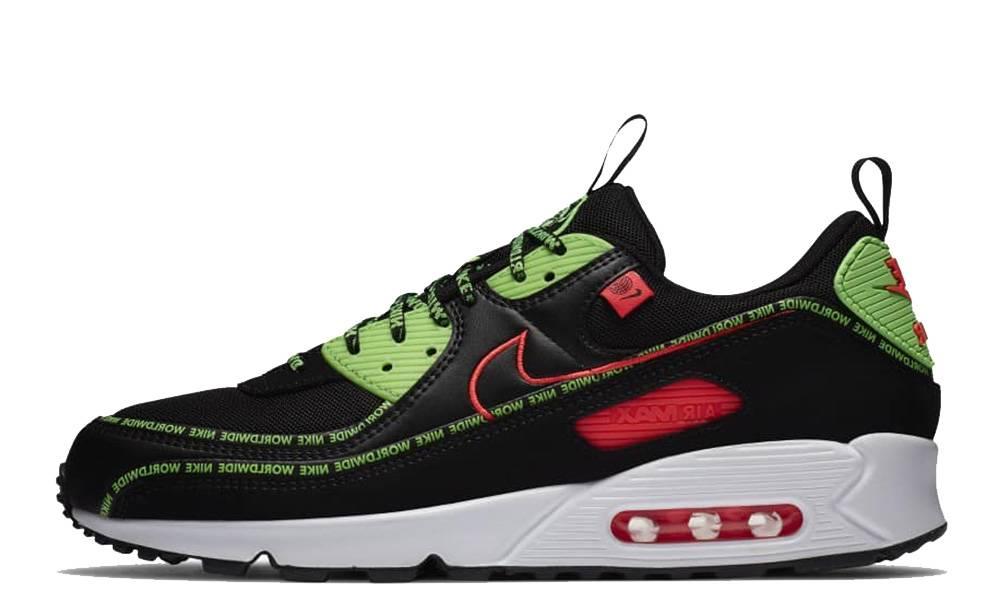 Dinámica Ventilación impactante  Nike Air Max 90 Worldwide Pack Black   Where To Buy   CK6474-001   The Sole  Supplier