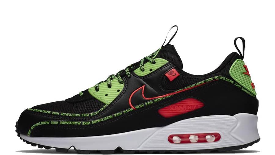 Nike Air Max 90 Worldwide Pack Black | Where To Buy | CK6474-001 ...