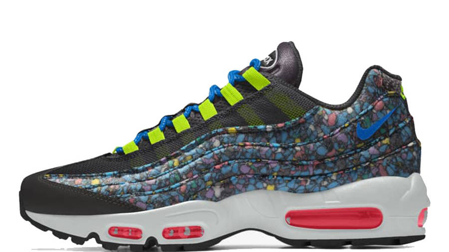 Nike Air Max 95 Unlocked By You | Where To Buy | DJ2513-991 | The ...