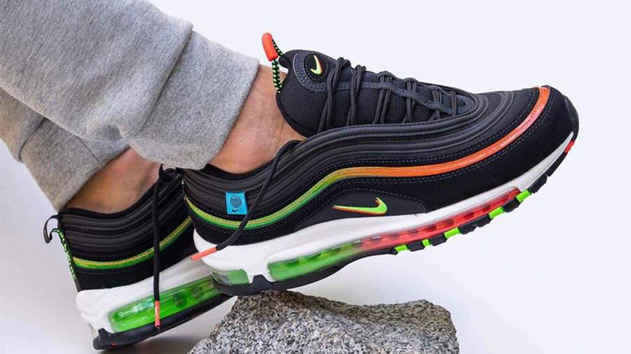 Nike Air Max 97 Worldwide Black | Where To Buy | CZ5607-001 | The ...