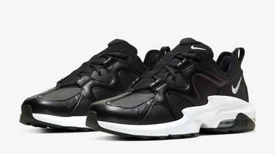 Nike Air Max Graviton Black White CD4151-002 front