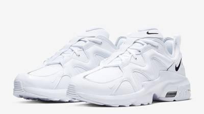 Nike Air Max Graviton White Front