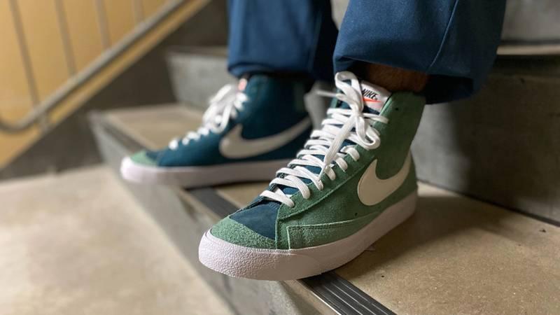 Nike Blazer 77 Vintage Jade Ash Green