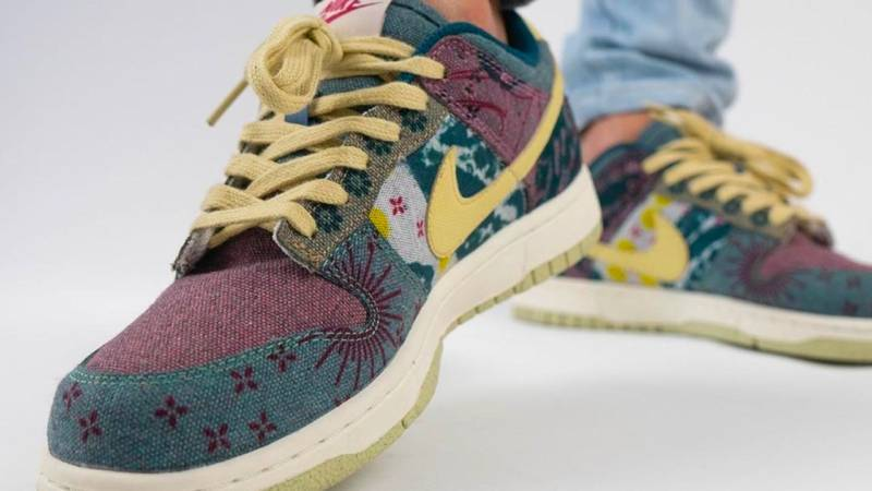 Nike Dunk Low Sp Lemon Wash Where To Buy Cz9747 900 The Sole Supplier