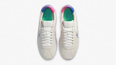 Nike SB Bruin React T White Pink Blast CV5980-100 middle