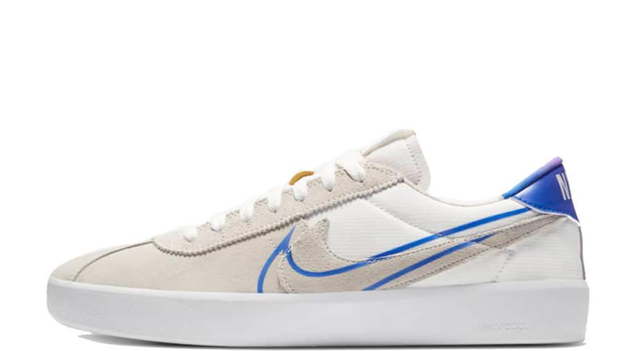 Nike SB Bruin React T White Pink Blast CV5980-100