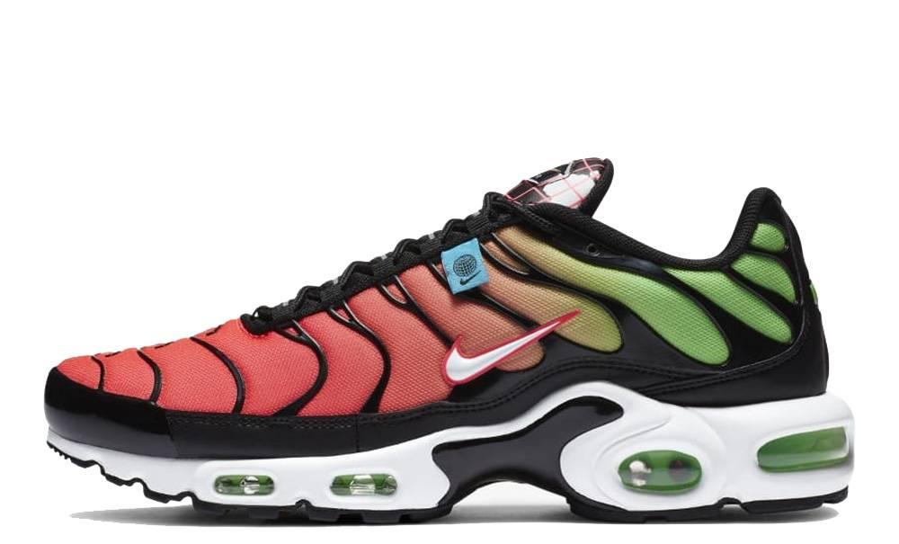 Nike TN Air Max Plus Worldwide Pack Black | Where To Buy | CK7291 ...