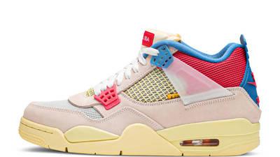 Union x Air Jordan 4 Guava Ice