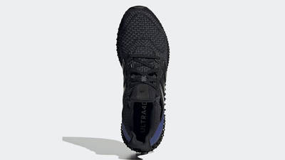adidas Ultra 4D Black Purple Middle