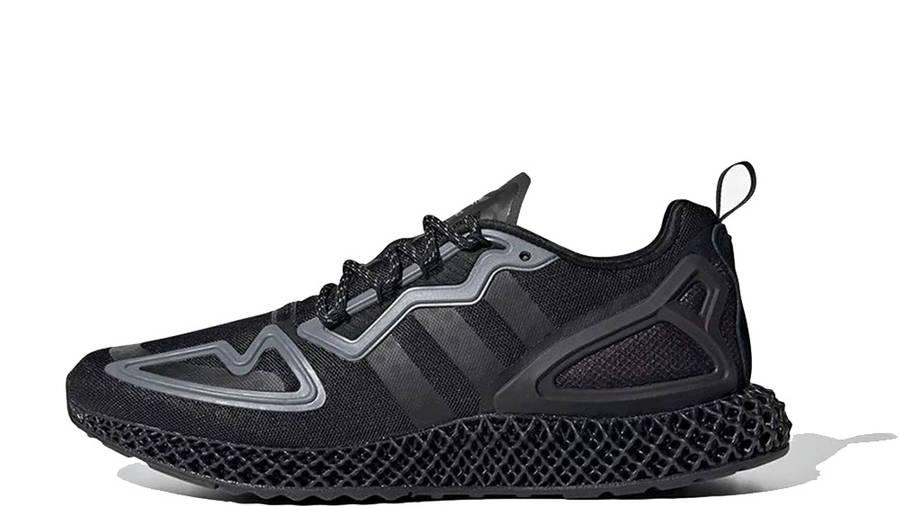 adidas ZX 2K 4D Triple Core Black FZ3561