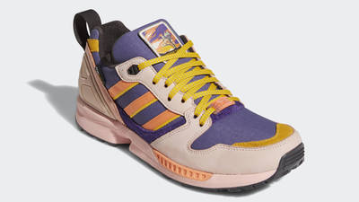 National Park Foundation x adidas ZX 5000 Joshua Tree Vapour Pink Front
