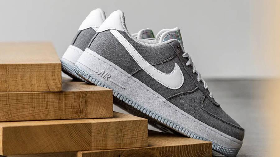 Nike Air Force 1 07 Iron Grey Lifestyle