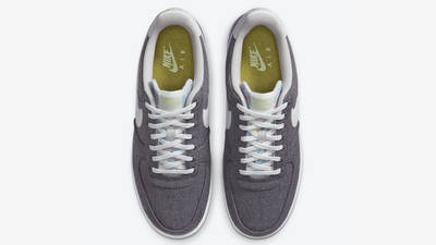 Nike Air Force 1 07 Iron Grey Middle