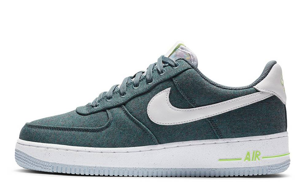 Nike Air Force 1 Recycled Canvas Pack