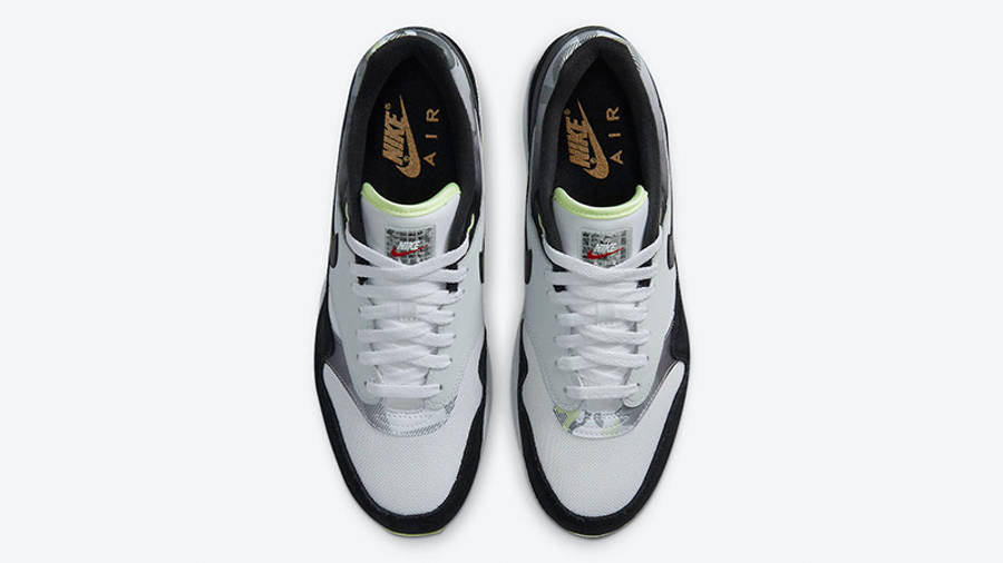 Nike Air Max 1 Remix Pack Grey Black DB1998-100 middle