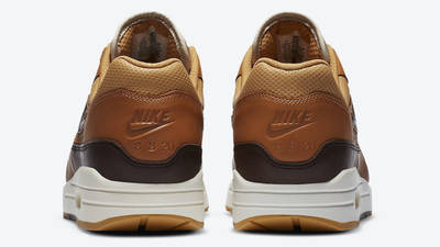 Nike Air Max 1 SNKRS Day Brown Back