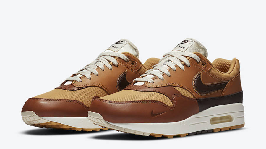 Nike Air Max 1 SNKRS Day Brown Front