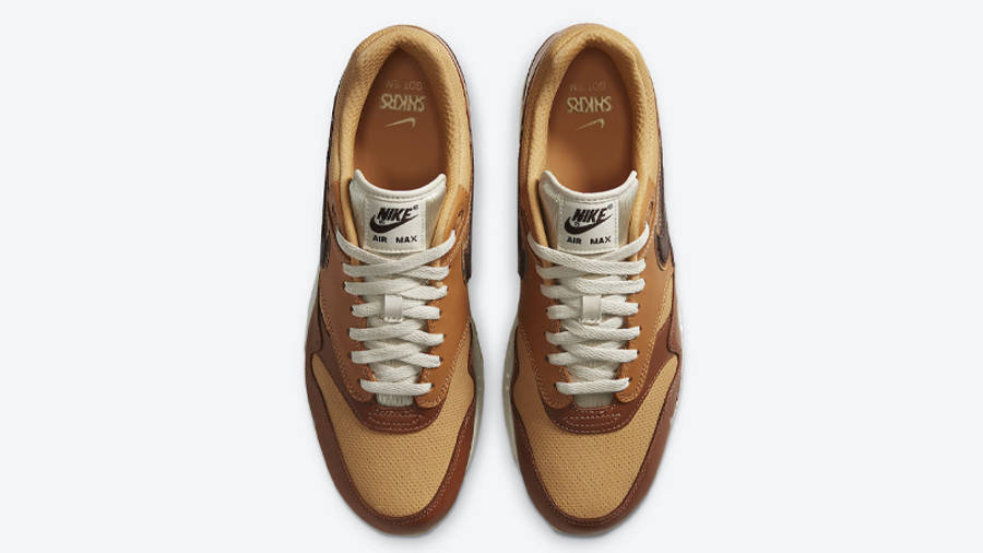 Nike Air Max 1 SNKRS Day Brown Middle