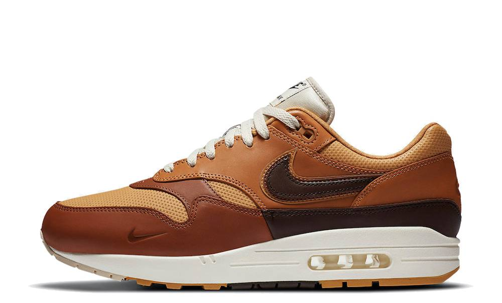 Nike Air Max 1 SNKRS Day Brown   Where
