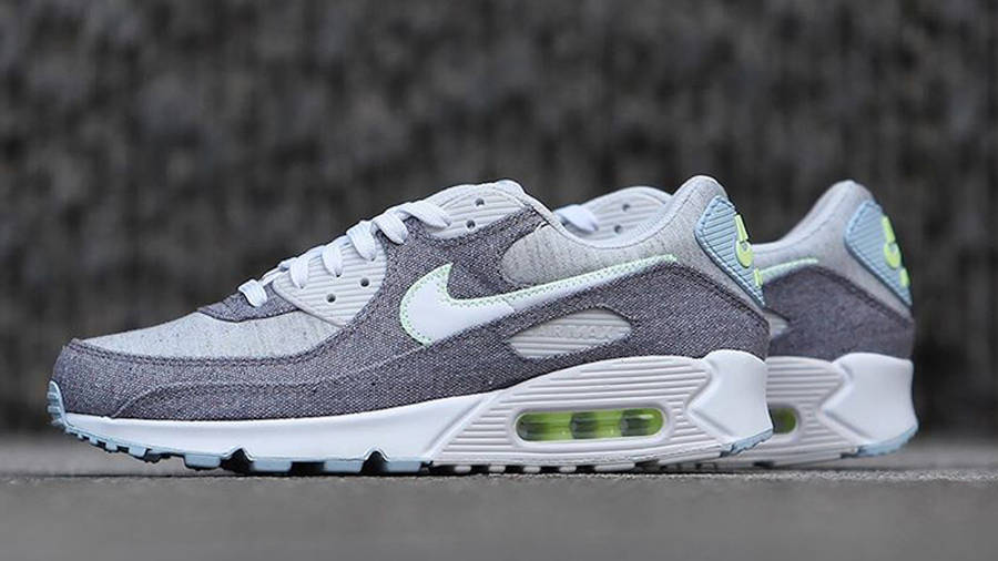 Nike Air Max 90 NRG Recycled Canvas Vast Grey   Where To Buy ...