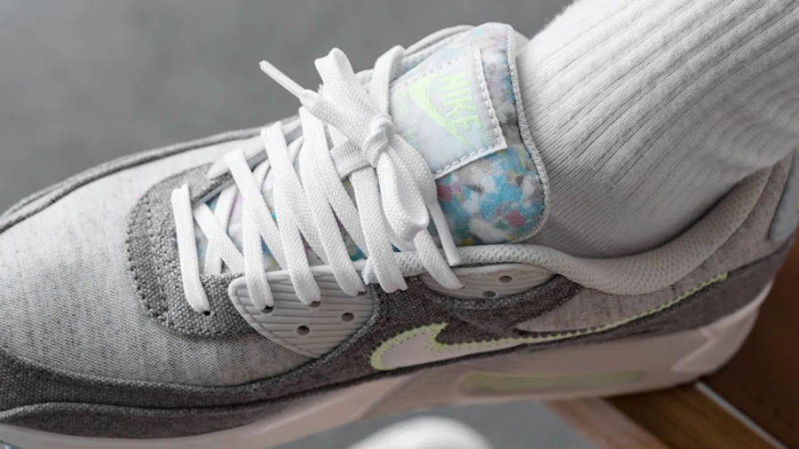 Nike Air Max 90 NRG Recycled Canvas Vast Grey | Where To Buy ...