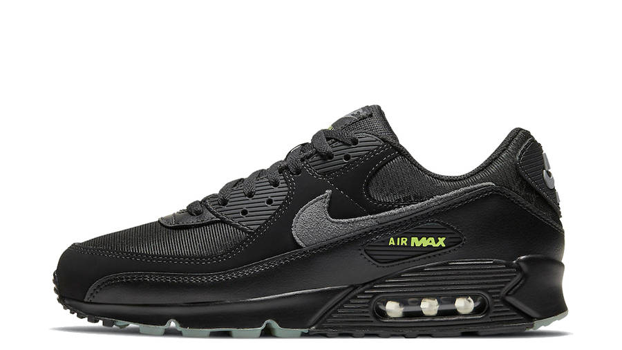 Impresionismo Irónico palanca  Nike Air Max 90 Spider Web Black | Where To Buy | DC3892-001 | The Sole  Supplier