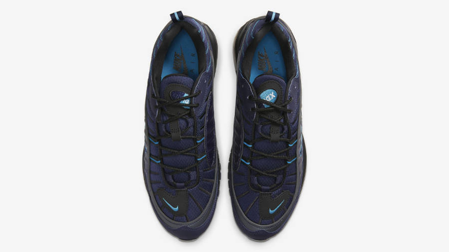 Nike Air Max 98 SE Dark Navy Middle