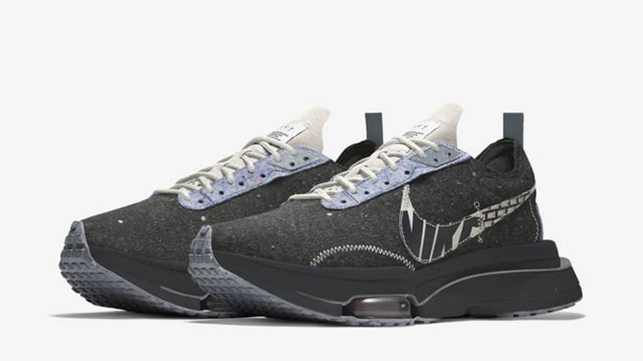 Nike Air Zoom Type Premium By You CW0412-991 front