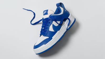 Nike Dunk Low Disrupt White Blue Lifestyle