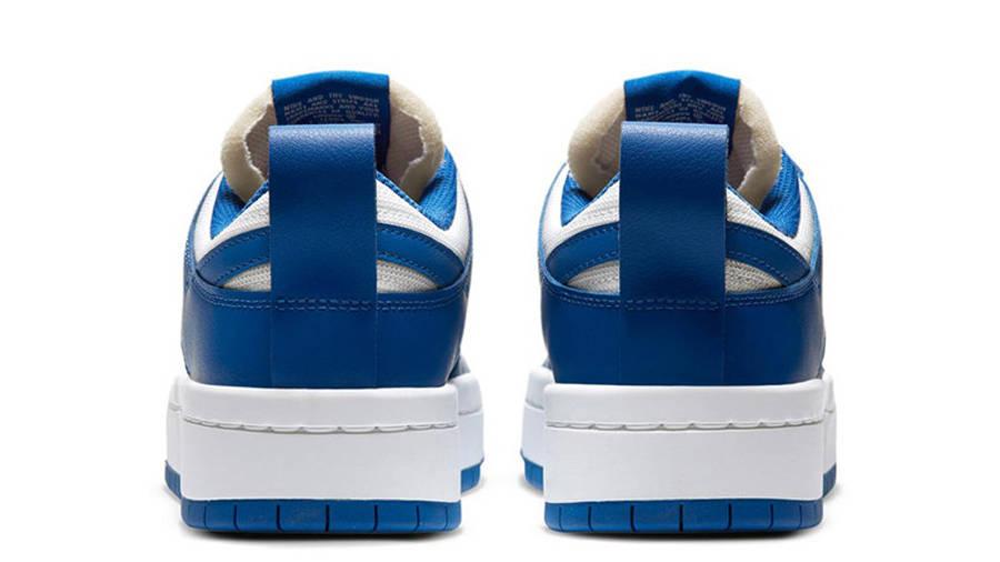 Nike Dunk Low Disrupt White Blue back