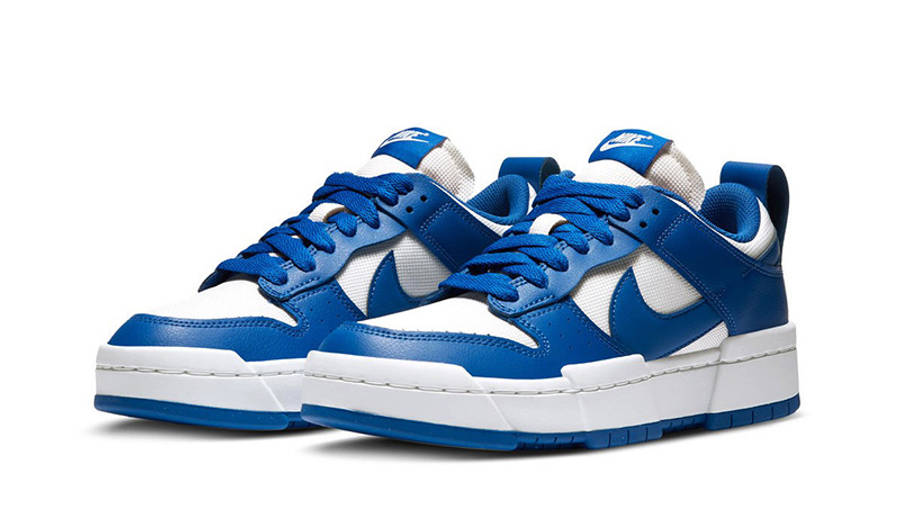 Nike Dunk Low Disrupt White Blue front