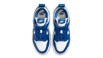 Nike Dunk Low Disrupt White Blue middle