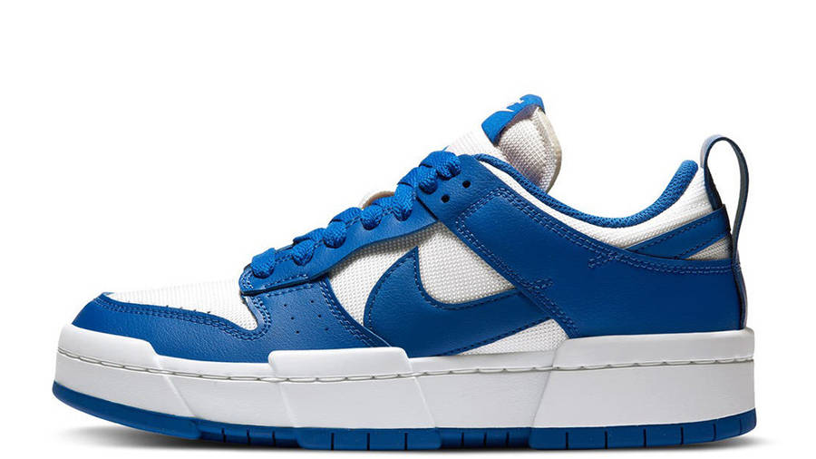 Nike Dunk Low Disrupt White Blue