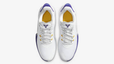 Nike Mamba Fury Lakers Home Middle